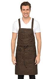 Denver Cross-Back Bib Apron