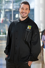 Amalfi Signature Series Chef Coat