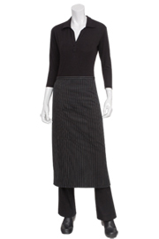 Striped Bistro Aprons
