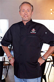 Valais V-series Chef Coat